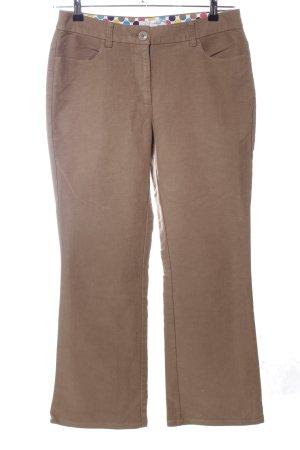 Boden Pantalón de pana color bronce look casual