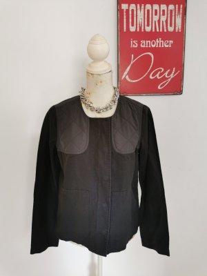 Boden Between-Seasons Jacket black-anthracite linen