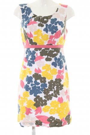 Boden Sheath Dress allover print casual look