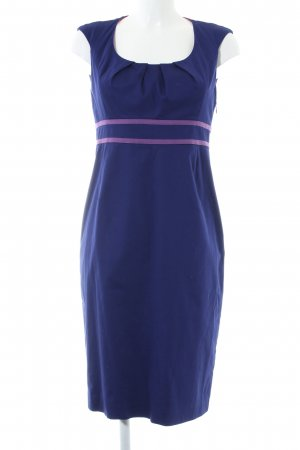 Boden Sheath Dress blue-lilac business style