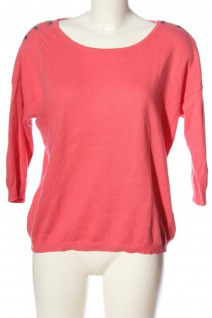 Boden Feinstrickpullover pink Casual-Look
