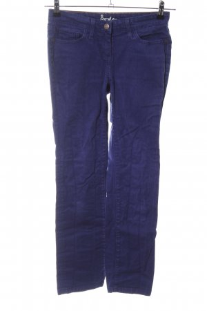 Boden Five-Pocket Trousers blue casual look