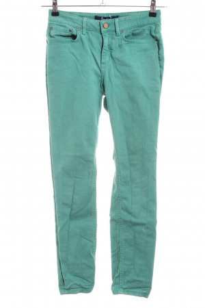 Boden Five-Pocket Trousers green casual look