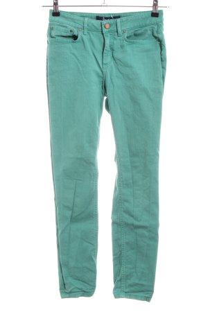 Boden Pantalone cinque tasche verde stile casual