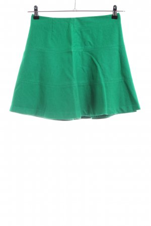 Boden Flared Skirt green casual look