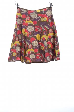 Boden Flared Skirt allover print casual look