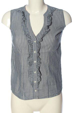 Boden Koszulowa bluzka jasnoszary-biały Na całej powierzchni W stylu casual