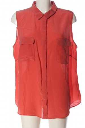 Boden Hemdblouse rood casual uitstraling