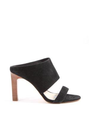 Boden High Heel Sandaletten schwarz Elegant