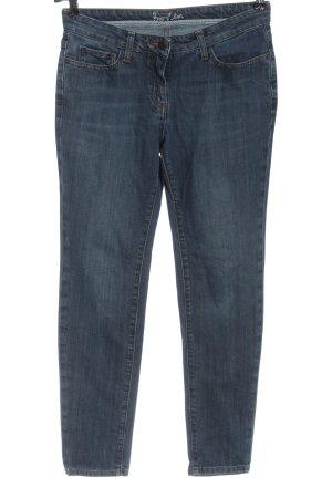 Boden Jeans a vita alta blu stile casual