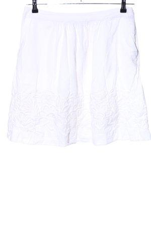 Boden Rok met hoge taille wit casual uitstraling