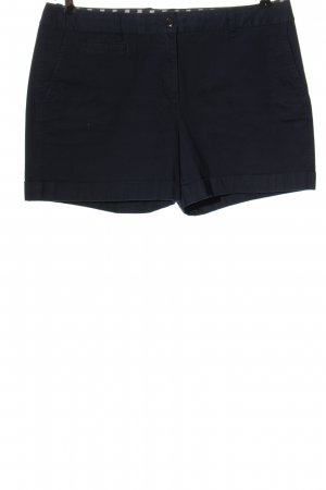 Boden Hot Pants blue casual look