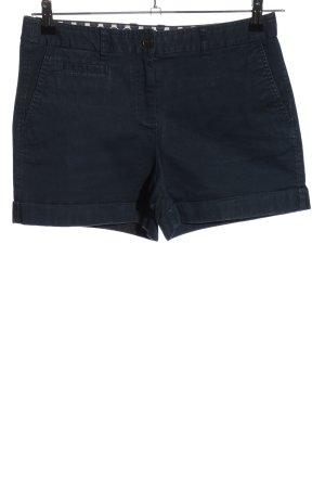 Boden Hot Pants blau Casual-Look
