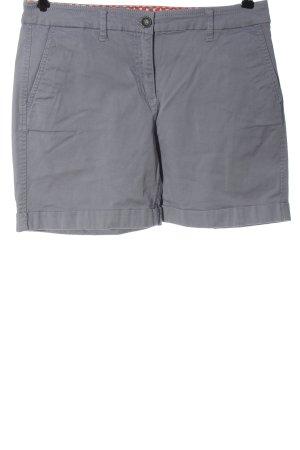 Boden Hot Pants light grey casual look
