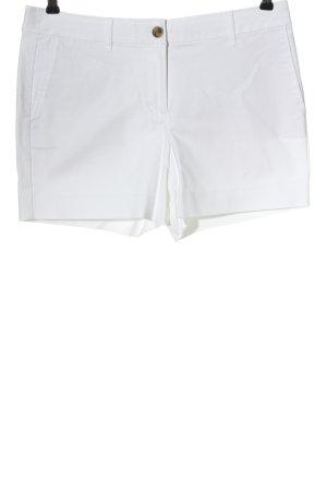 Boden Short moulant blanc style décontracté