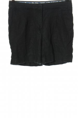 Boden Short moulant noir style décontracté
