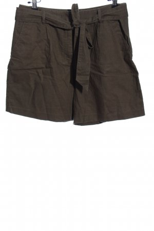 Boden Hot Pants braun Casual-Look
