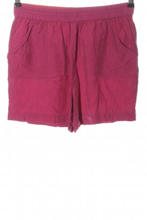 Boden Hot Pants pink casual look