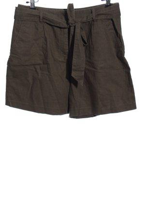 Boden Hot Pants braun Casual-Look