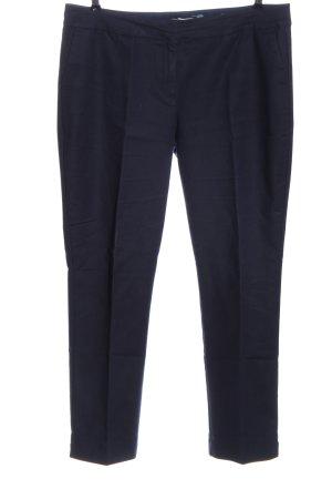 Boden Lage taille broek blauw zakelijke stijl