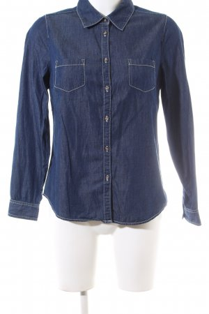 Boden Denim Shirt blue casual look