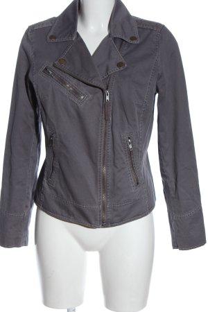 Boden Veste en jean gris clair style décontracté