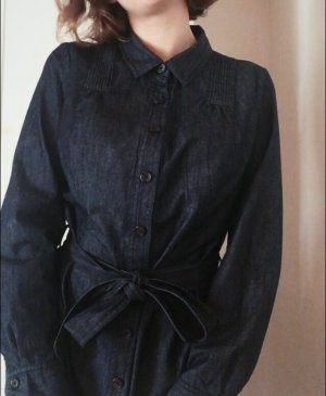 Boden Denim Dress dark blue