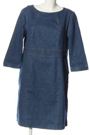 Boden Denim Dress blue casual look