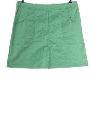 Boden Gonna di jeans verde stile casual