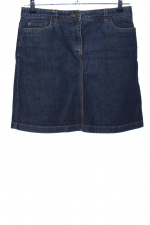 Boden Denim Skirt blue casual look