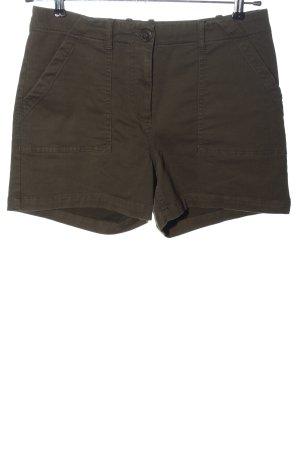 Boden Denim Shorts khaki casual look