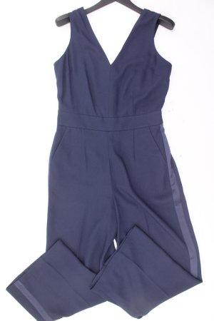 Boden Jumpsuit Größe UK 12 neuwertig blau aus Polyester