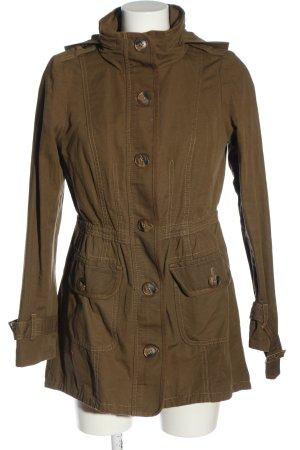 Boden Cappotto con cappuccio marrone stile casual