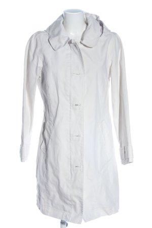 Boden Manteau à capuche blanc style décontracté