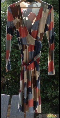 Boden Jersey Dress multicolored