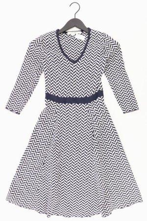 Boden Kleid blau Größe 32