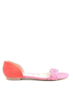 Boden Comfortabele sandalen roze-rood casual uitstraling