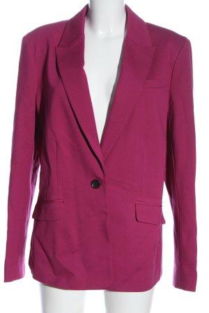 Boden Kurz-Blazer pink Casual-Look