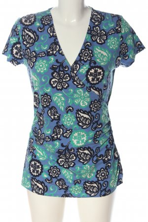 Boden T-Shirt abstraktes Muster Casual-Look