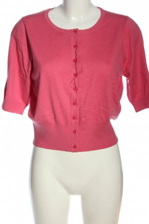 Boden Strickjacke pink Casual-Look