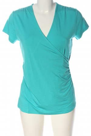 Boden T-Shirt blau Casual-Look