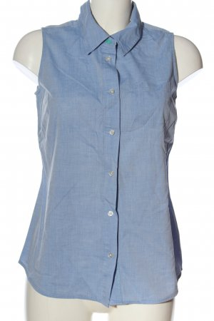 Boden Kurzarmhemd blau Casual-Look