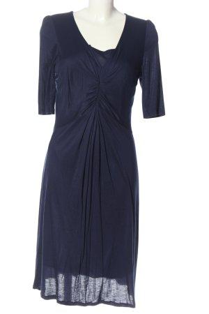 Boden Shortsleeve Dress blue casual look