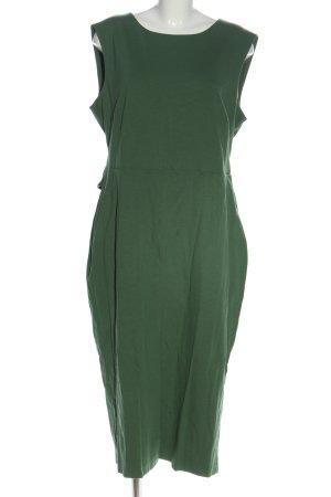 Boden Kurzarmkleid grün Casual-Look
