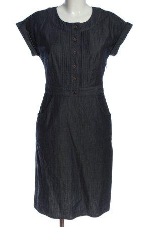 Boden Sukienka z krótkim rękawem czarny W stylu casual