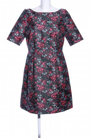 Boden Shortsleeve Dress flower pattern casual look