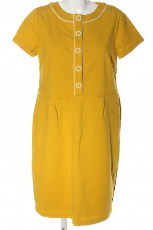 Boden Sukienka z krótkim rękawem jasny pomarańczowy W stylu casual