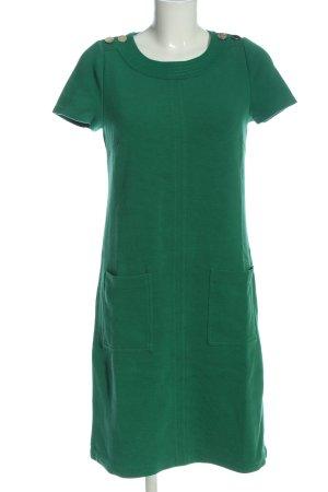 Boden Shortsleeve Dress green casual look