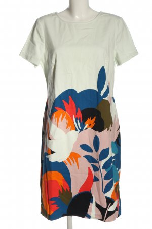 Boden Shortsleeve Dress themed print casual look