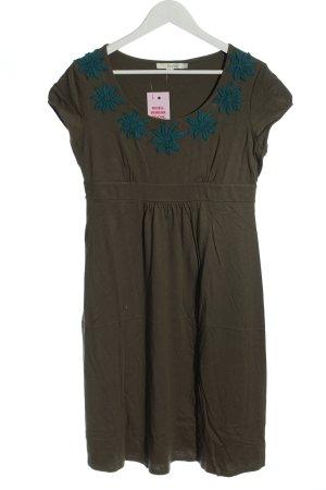 Boden Shortsleeve Dress khaki casual look